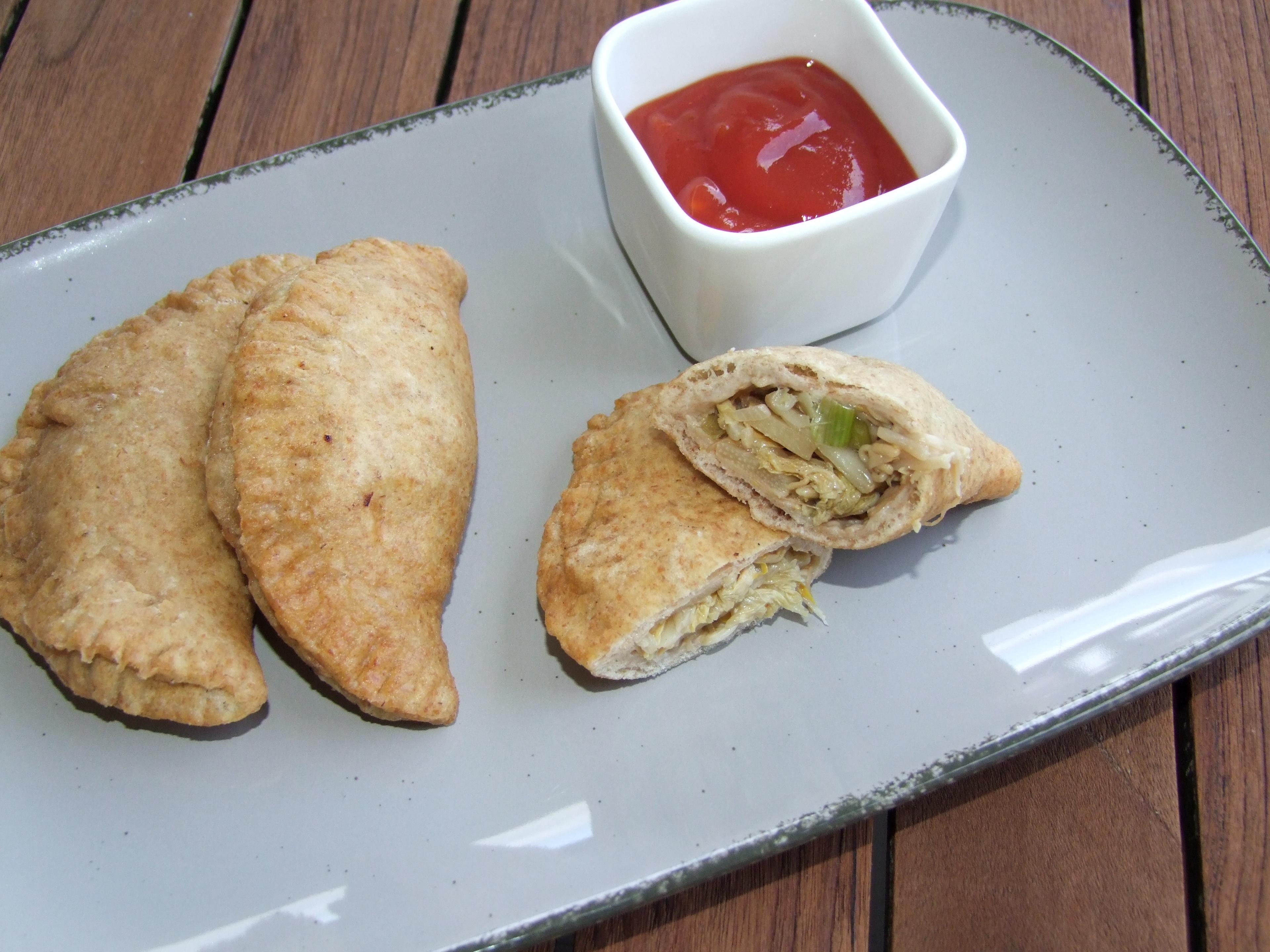 Empanadas nach thailändischer Art