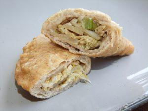 Empanada nach thailändischer Art